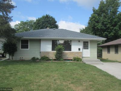 South Saint Paul Single Family Home For Sale: 841 20th Avenue N