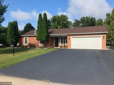 Hutchinson Single Family Home For Sale: 730 Hillcrest Road NE