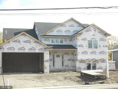 Crystal Single Family Home For Sale: 3908 Douglas Drive N