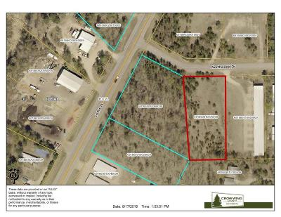 Pequot Lakes Residential Lots & Land For Sale: 6203 Northwood Drive Drive