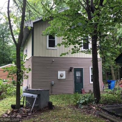 Pine City MN Single Family Home For Sale: $99,900