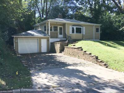 West Saint Paul Single Family Home For Sale: 116 Logan Avenue W