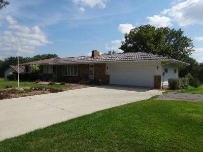 Meeker County Single Family Home For Sale: 72415 Csah 27