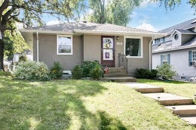 Saint Paul Single Family Home For Sale: 1868 Montana Avenue E