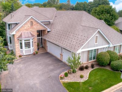 Wayzata Condo/Townhouse For Sale: 453 Waycliffe Drive N