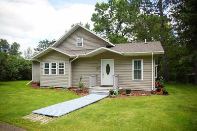 Moose Lake Single Family Home For Sale: 512 7th