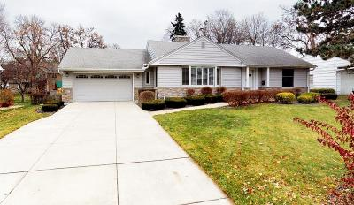 Edina Single Family Home For Sale: 5611 Dalrymple Road