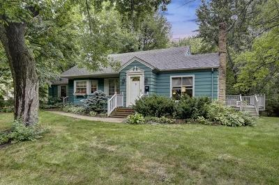 Edina Single Family Home For Sale: 401 Blake Road S