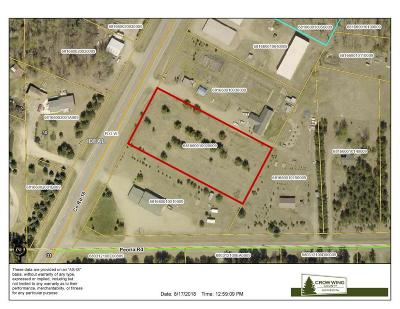 Pequot Lakes Residential Lots & Land For Sale: 6010 Cty 16