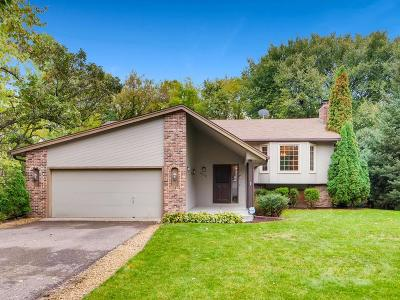 Eagan Single Family Home For Sale: 1626 Mallard Drive