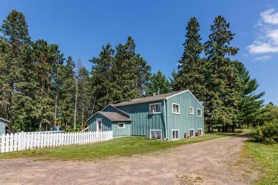 Single Family Home For Sale: 43639 County Highway 61