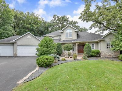 Eagan Single Family Home For Sale: 906 Wild Rose Court