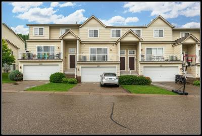 Inver Grove Heights Condo/Townhouse For Sale: 8093 Darcy Lane