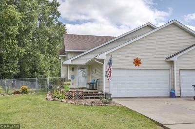 Single Family Home For Sale: 411a Dakota St No. Court