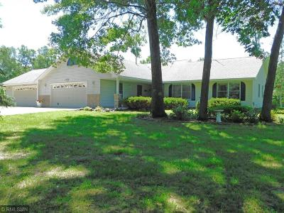 Sherburne County Single Family Home For Sale: 12913 308th Avenue