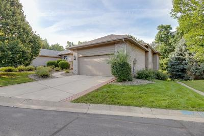 Apple Valley Condo/Townhouse For Sale: 8815 Hunters Way