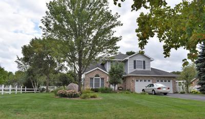 Saint Cloud Single Family Home For Sale: 2500 Colony Drive