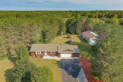 Sherburne County Single Family Home Contingent: 13850 266th Avenue NW
