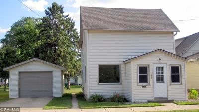 Melrose MN Single Family Home Sold: $84,500