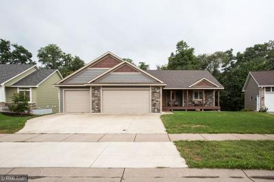 River Falls Single Family Home Contingent: 1853 Kimberly Circle