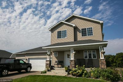 Elk River Single Family Home Contingent: 19082 Ivanhoe Drive NW