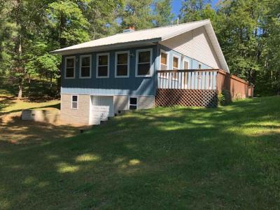 Park Rapids, Nevis Single Family Home For Sale: 32015 Laurentian Trail