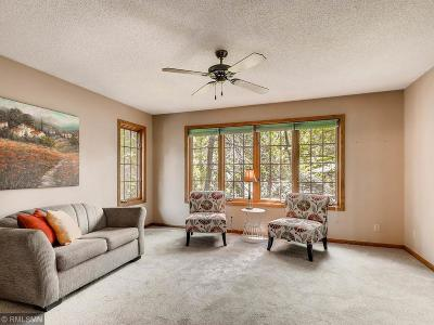 Ham Lake Single Family Home Contingent: 4046 Wildwood Drive NE