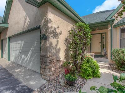 White Bear Lake Condo/Townhouse For Sale: 4740 Birch Cove Drive