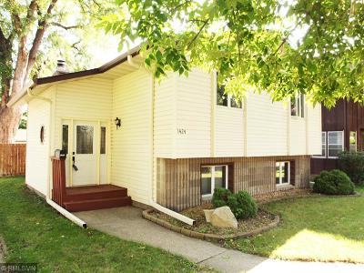 South Saint Paul Single Family Home For Sale: 1424 Stickney Avenue