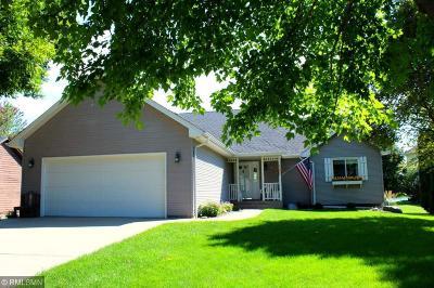 Howard Lake Single Family Home For Sale: 1202 Shoreline Drive