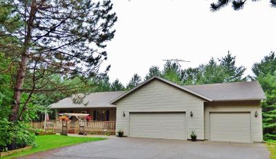 Sherburne County Single Family Home For Sale: 5560 135th Avenue
