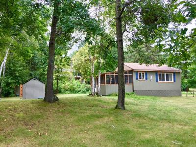 Crosby Single Family Home For Sale: 24857 Miller Bay Road