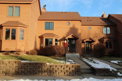 Burnsville Condo/Townhouse For Sale: 22 Westchester Square
