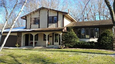 Minnetonka Single Family Home For Sale: 4321 Lancelot Drive