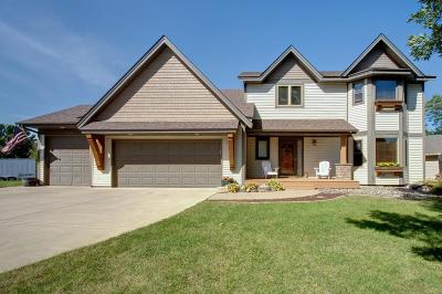 Lakeville Single Family Home Contingent: 16596 Imperial Circle