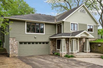 Saint Paul Single Family Home For Sale: 1070 Jefferson Avenue
