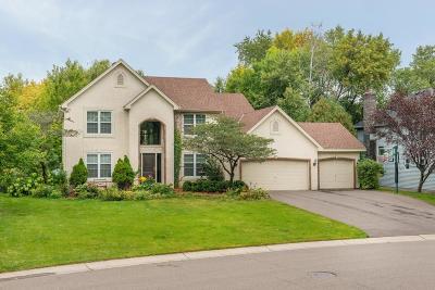 Wayzata, Plymouth Single Family Home For Sale: 915 Fernbrook Lane N