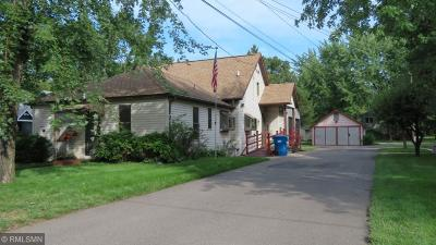 Sauk Rapids Single Family Home For Sale: 321 & 325 7th Street S