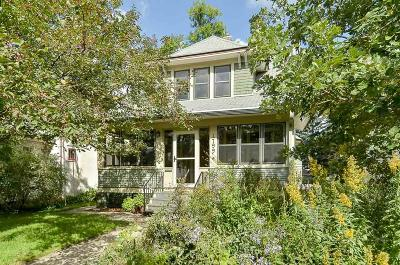 Saint Paul Single Family Home For Sale: 1799 Sargent Avenue