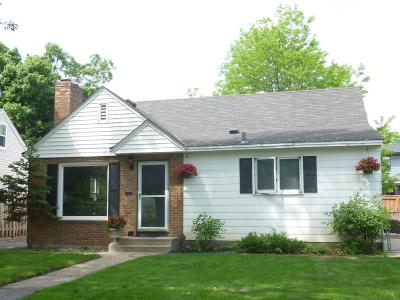 Edina Single Family Home Contingent: 5928 York Avenue S