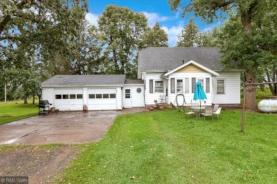 Foley Single Family Home For Sale: 17135 65th Street NE