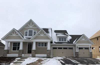 Lakeville Single Family Home For Sale: 4676 165th Street W