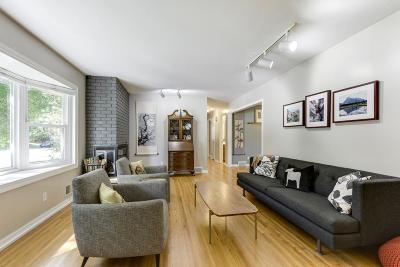Edina Single Family Home For Sale: 6411 Tingdale Avenue