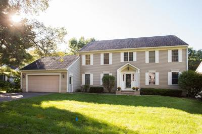 Single Family Home Contingent: 1870 Golf View Drive