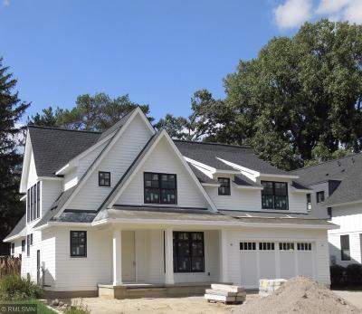 Edina Single Family Home For Sale: 4828 Townes Road