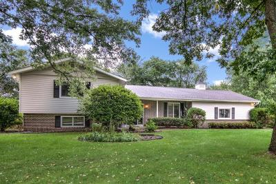 Menomonie Single Family Home For Sale: 1203 River Heights Road