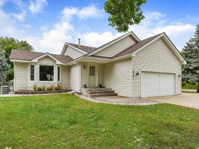 Brooklyn Park Single Family Home For Sale: 9557 James Avenue N
