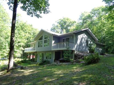 Single Family Home For Sale: 6108 N Breezy Point Lane