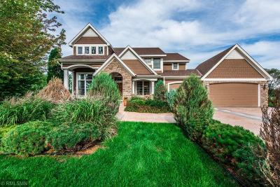 Lakeville Single Family Home For Sale: 7640 Crosswind Court