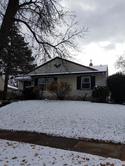West Saint Paul Single Family Home For Sale: 148 Westchester Drive